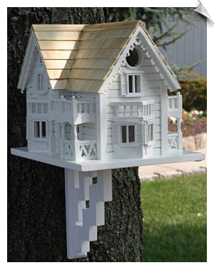 Sleepy Hollow Birdhouse