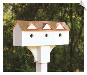 Sweet Suites Birdhouse