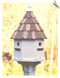 Cedar Lodge Birdhouse
