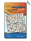 "Lyric 3 Super SongCard Set  <br><span style=""color:#1954e9;"">New Item!</span>"