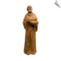 "St. Francis Bird Feeder Statue - Glimpses of God <br><span style=""color:#1954e9;"">New Item!</span>"