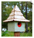 Imperial Inn Birdhouse