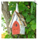 Flock of Ages Birdhouse