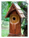The Woodcutter Birdhouse